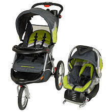 Baby Trend Expedition jogging stroller - company image